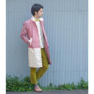 すぷりんぐふぁーすとステンカラーコート  ~ピンク~