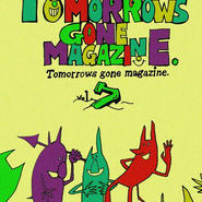 tomorrows gone magazine vol.7(オムニバスCD付)