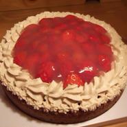 アニバーサリーケーキ12cm・米粉ケーキ