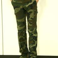 【BLACK BANANA KYOTO】Cargo Pants Camouflage/カーゴパンツ 迷彩