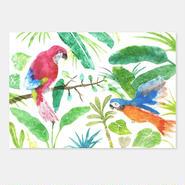 ポストカード 鳥たちの午後
