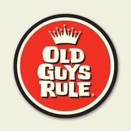 OG521 Crown Logo Sticker