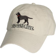 OG934 Black Lab Cap