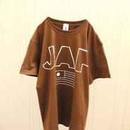 JAP TEE (BROWN)