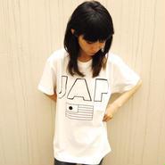 JAP TEE (VANILLA WHITE)