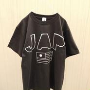 JAP TEE (SUMI-BLACK)