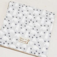 【ああ】サニタリーケース 白くま P17-1054