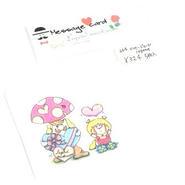 【PoPun.P】メッセージカード Legend S48-263