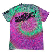ZOMBIE WATERMELON TYE DYE Tee (Flatbush Zombies)