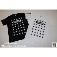 【新作】Super Star BoxロゴTシャツ【ブラック・ホワイト】