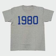 80KIDZ - 1980 Tee (gray/navy)