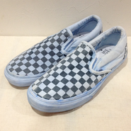 VANS(バンズ) / Classic Slip-On CA / (Over Washed) Dress Blues / スリッポン