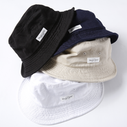 PROJECT SR'ES(プロジェクトエスアールエス) / COTTON BUCKET HAT(バケットハット) / No.HAT00392