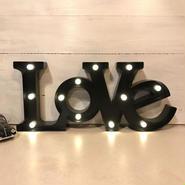 LOVEのマーキーライト