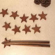 星型箸置き