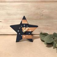 星時計  15  ネイビー星条旗