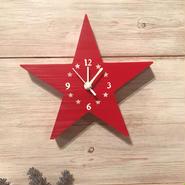 星時計  20  レッド