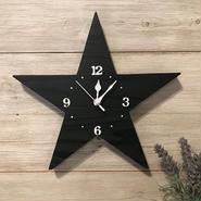 星時計 30   ブラック
