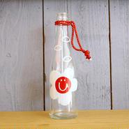 84294 PGフラワーボトル L RED