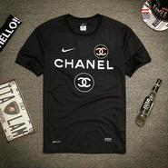 セール シャネル CHANEL  COCO ココ ナイキ Nike 高品質 大人気Tシャ 男女兼用