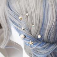 人魚姫のおめかし髪飾り