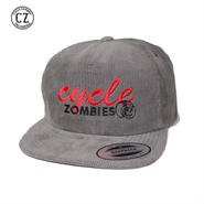 Cycle Zombies(サイクルゾンビーズ) CHIPPER Premium Poplin Golf Trucker グレー