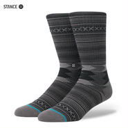 STANCE(スタンス)GUADALUPE bk L-XL(26~29cm)