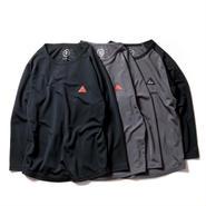 【先行予約!!】☆送料無料☆FRANK MFG FK-004-02 3/4-Sleeve ブラック/グレー/ブラック&グレー