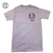 Cycle Zombies(サイクルゾンビーズ)EZ RIDER Garage Made S/S T-Shirt Dirty Wash White