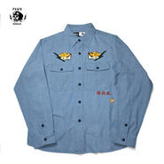 PAWN(パーン) CHAMBRAY SHIRT