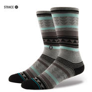 【先行予約!!】STANCE(スタンス) CREEK Grey L-XL(26-29cm)