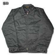 【先行予約!!】BLUCO(ブルコ)OL-012 WORK JACKET ブラック