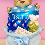 Welcome babay basket