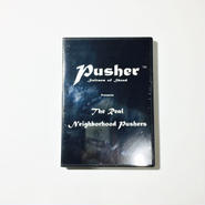 PUSHER WHEELS / The Real Neighborhood Pushers DVD
