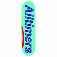 ALLTIMERS / ESTATE ROBINS EGG LOGO BOARD 8.25インチ