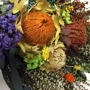 お得!!ワイルドフラワーの詰め合わせ 珍しいオーストラリア・プリザ