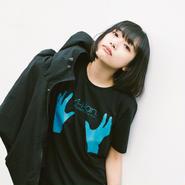 <new!!> 鷲掴み TEE