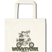 トートバッグ MonkeyBike