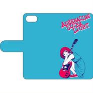 手帳型ケース GuitarGirl Ⅴ LightBlue