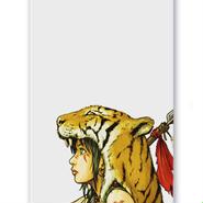 スマホハードケース TigerGirl