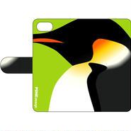 手帳型ケース PENGUIN Design