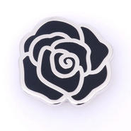 New Rose (Black-Silver)