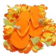 Orange Summer Style