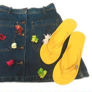 Yellow Summer Style