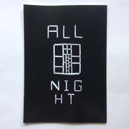 ネルノダイスキ「ALL NIGHT」