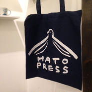 HATO PRESS トートバッグ