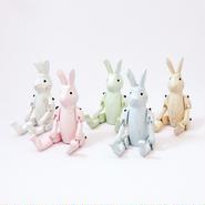 不思議の国のウサギシリーズ/パステルウサギ【全5種】