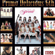 Delicious6 DVD