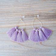 tassel pierce-purple-