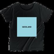 QLD2014ツアー記念Tシャツ(Black×Skyblue)